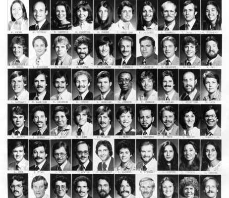 List of graduates from the 1982 College of Vet Med